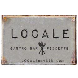 Locale Gastro Bar and Pizzette