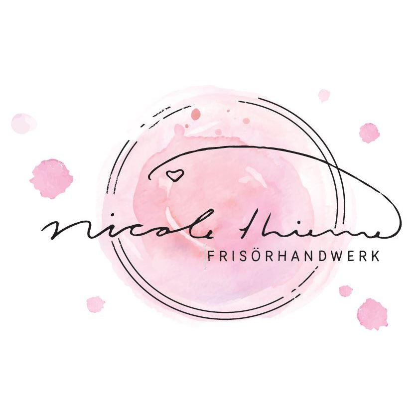 Logo von Nicole Thieme Frisörhandwerk