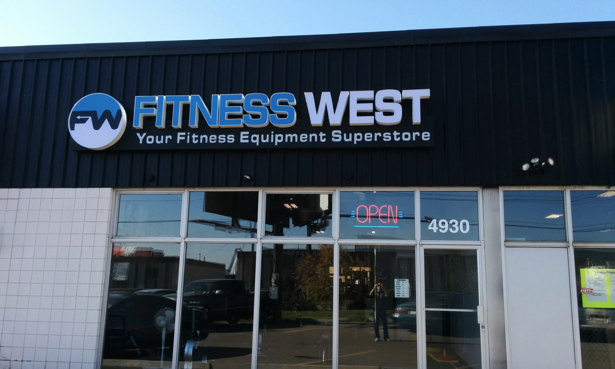 Fitness west edmonton ab ourbis for Kitchen cabinets 99 street edmonton