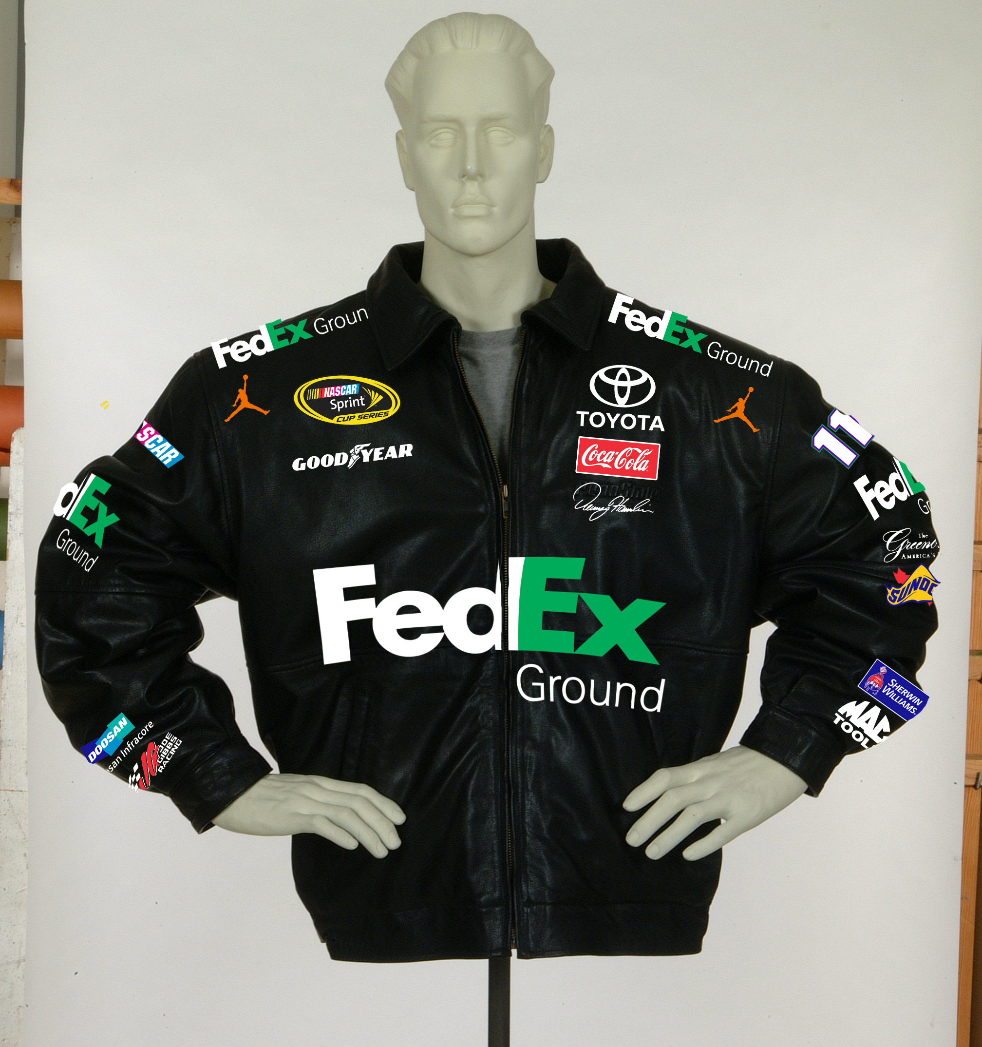 Custom Racing Apparel Pit Crew Shirts Jackets Caps And More