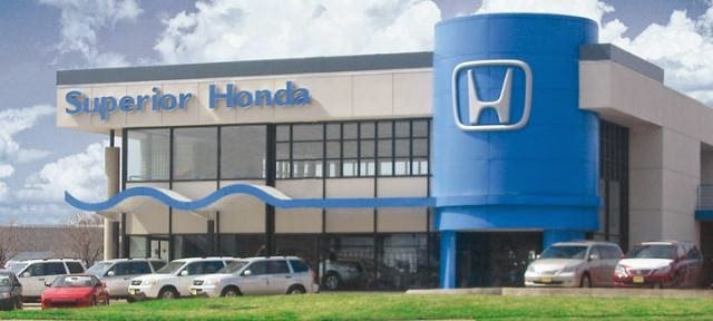 Superior honda in cincinnati oh 513 542 8 for Cincinnati honda dealers