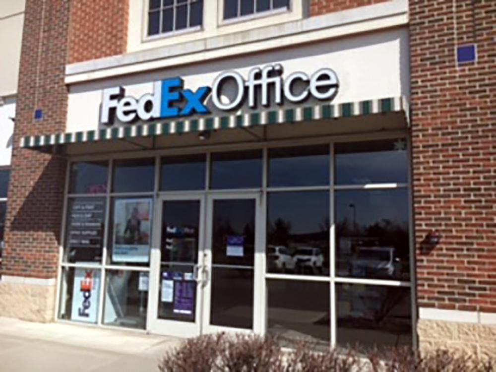 Fedex Office Print Amp Ship Center In Rockaway Nj 973