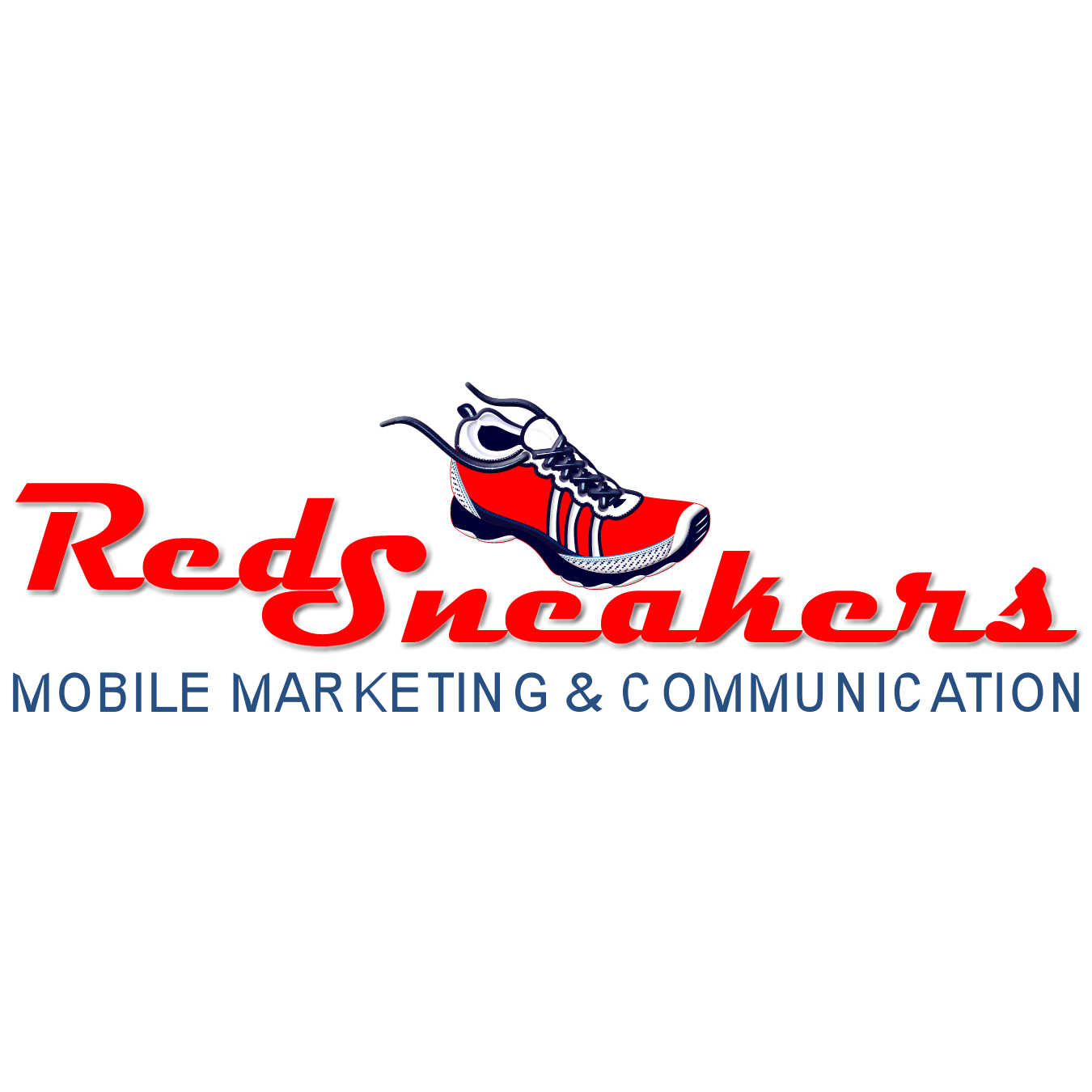 Red Sneakers Mobile Marketing & Communication