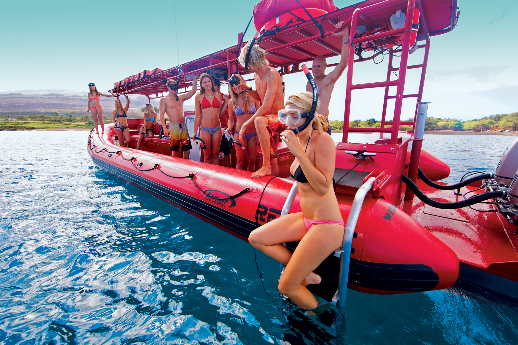 Redline Rafting image 0