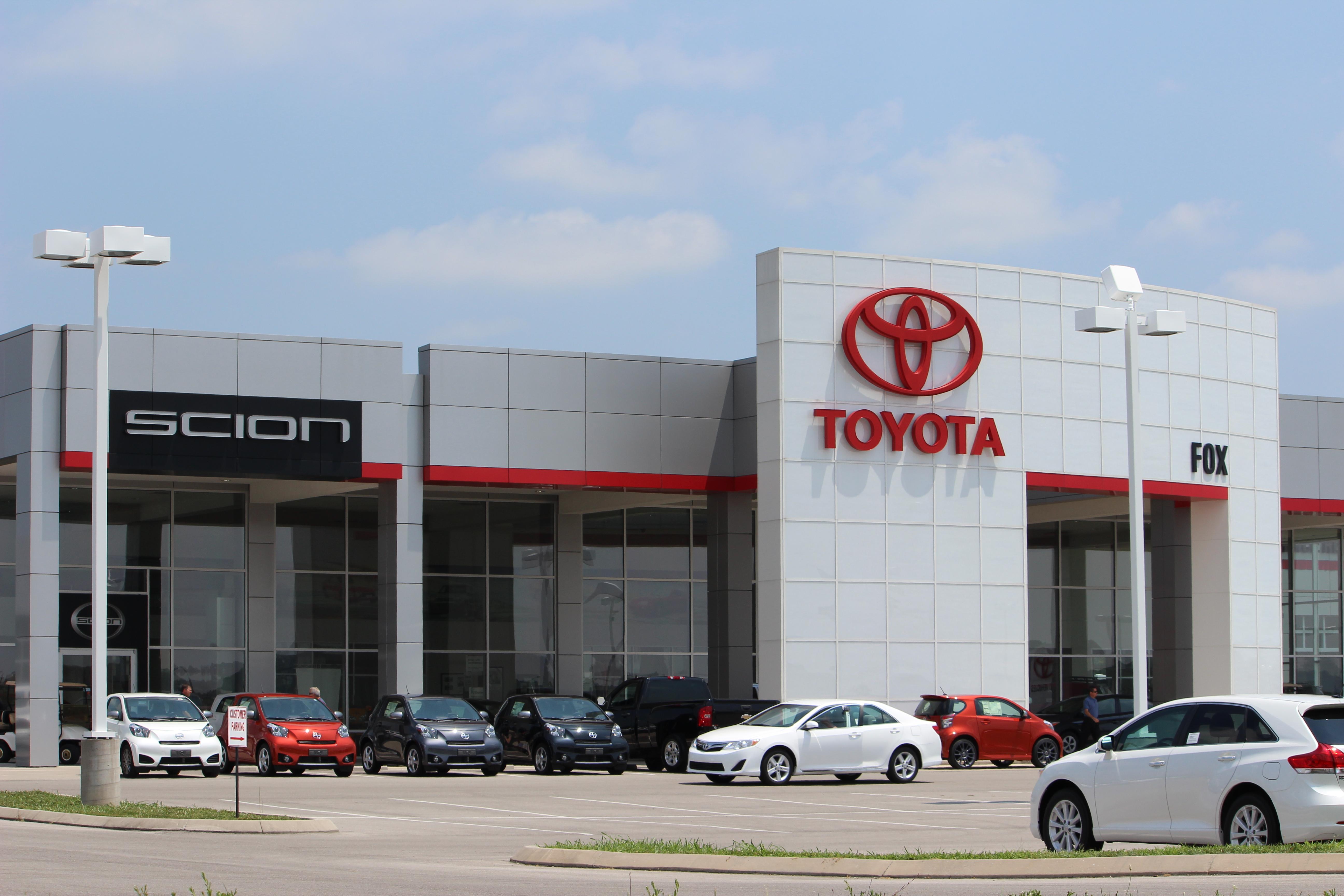 Fox Toyota image 3