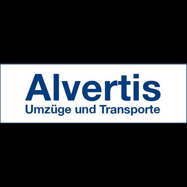 Logo von Alvertis Umzüge und Transporte