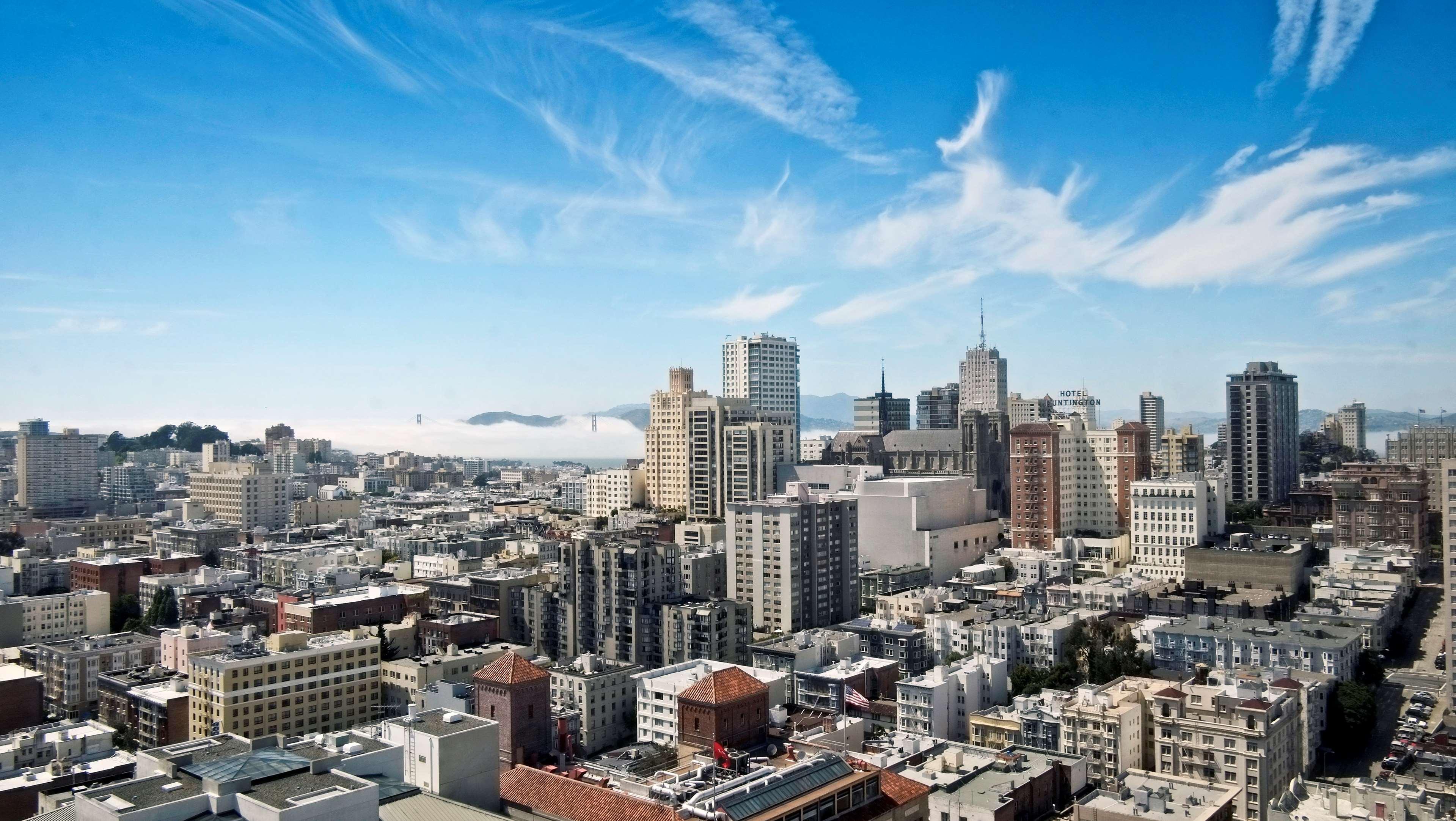 St Francis Drake Hotel San Francisco