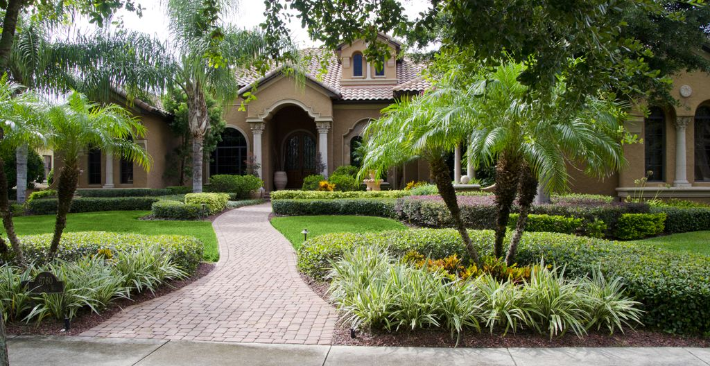 Landscape design is one of the many services that we offer Collier County!
