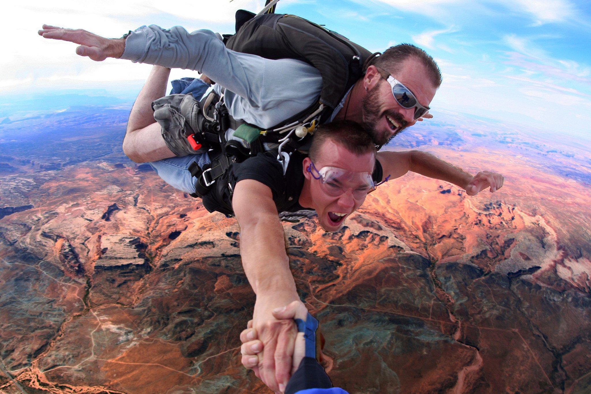 Skydive Canyonlands image 1
