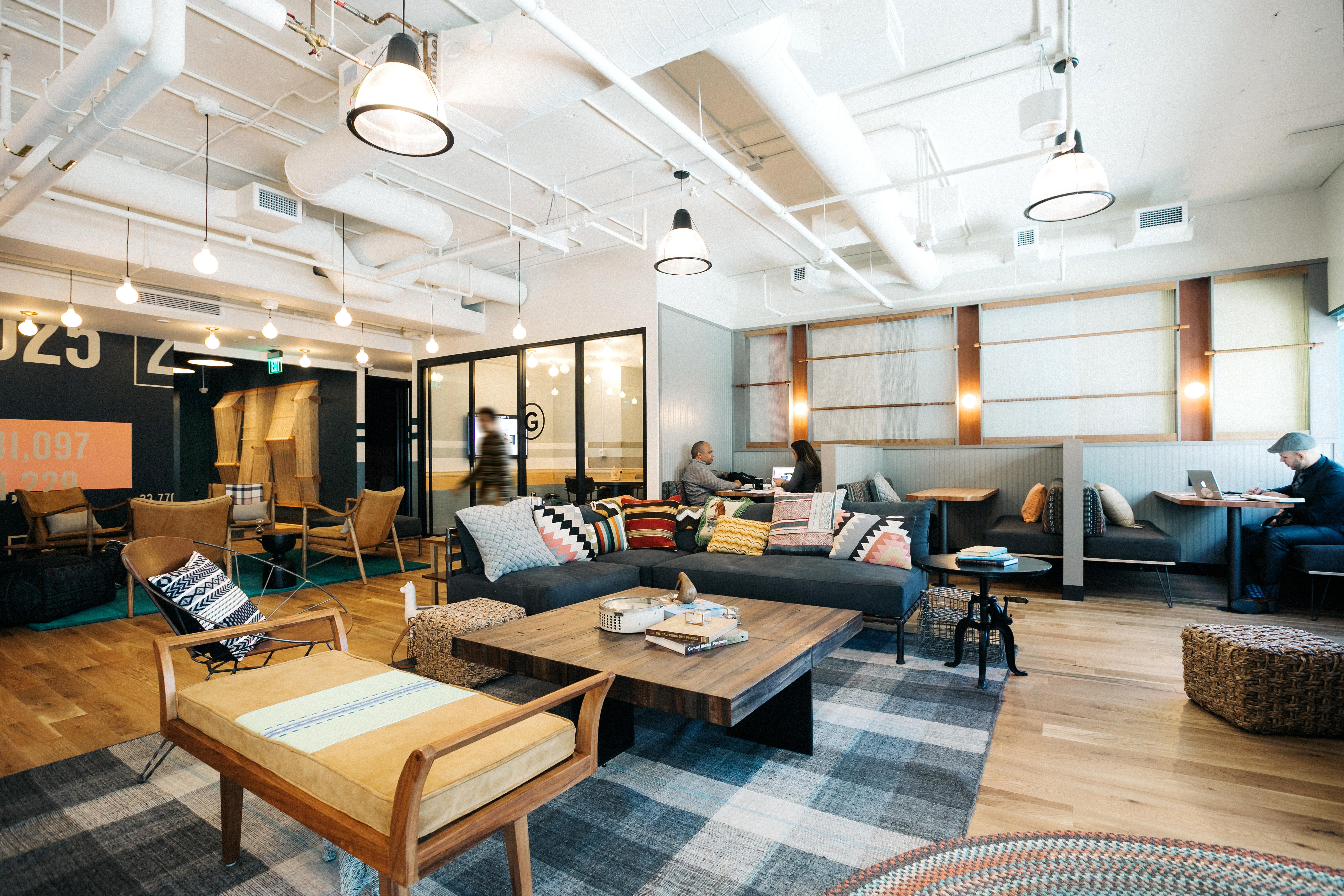WeWork The Hubb image 0