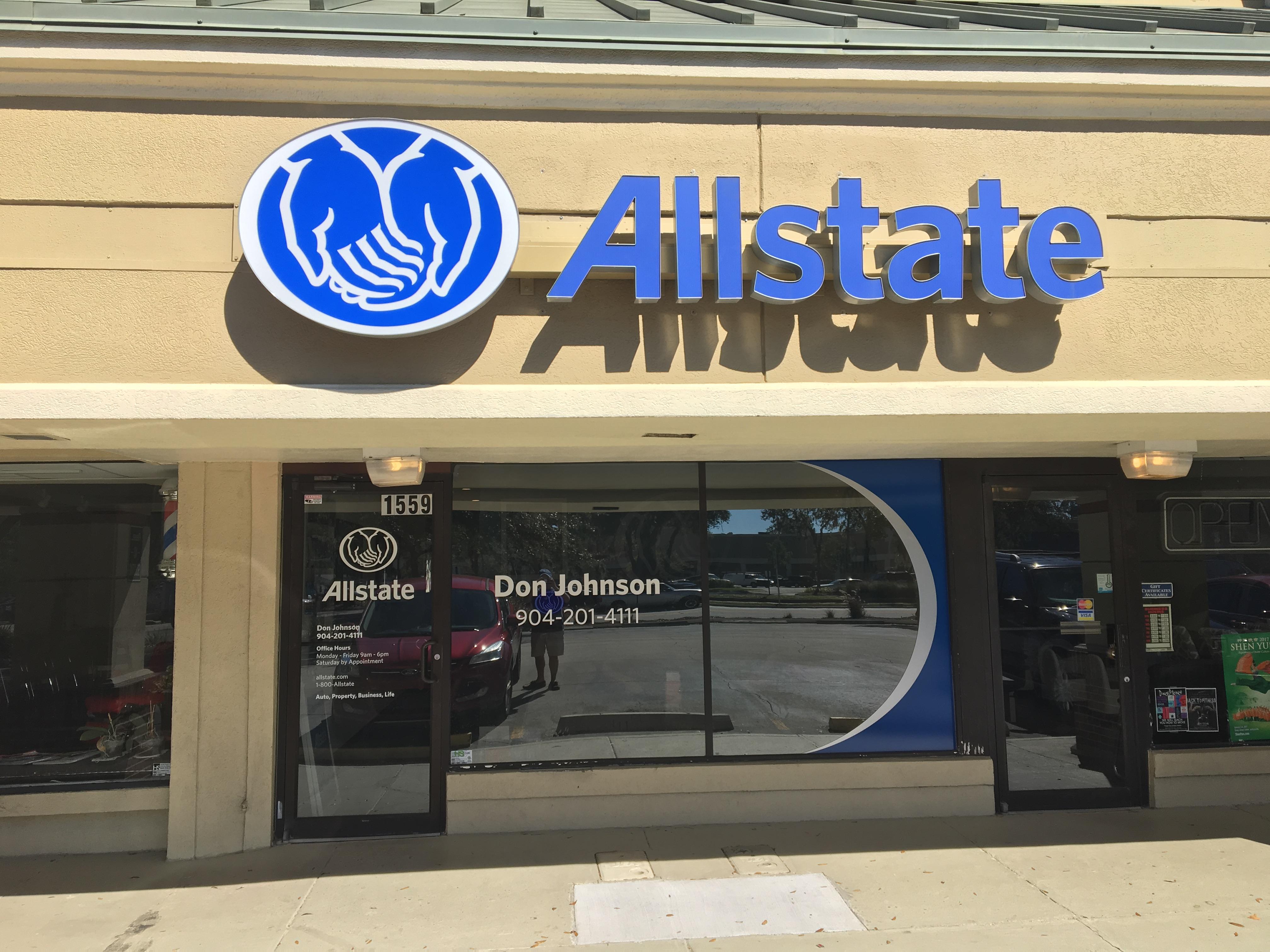 Don Johnson: Allstate Insurance image 1