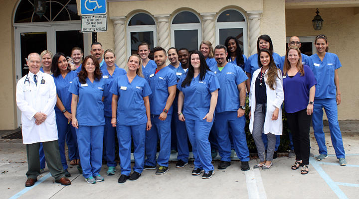 The caring & experienced team at VCA Imperial Point Animal Hospital