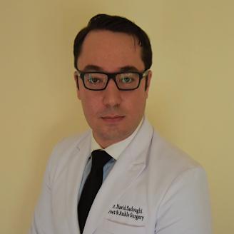 Dr. Navid Sadoughi, DPM AACFAS image 2