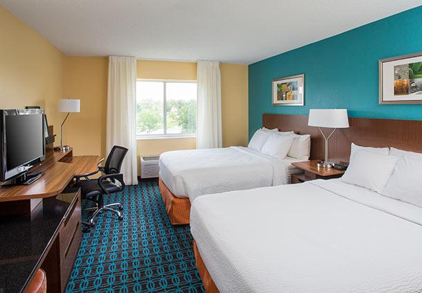 Fairfield Inn & Suites by Marriott South Bend Mishawaka image 4