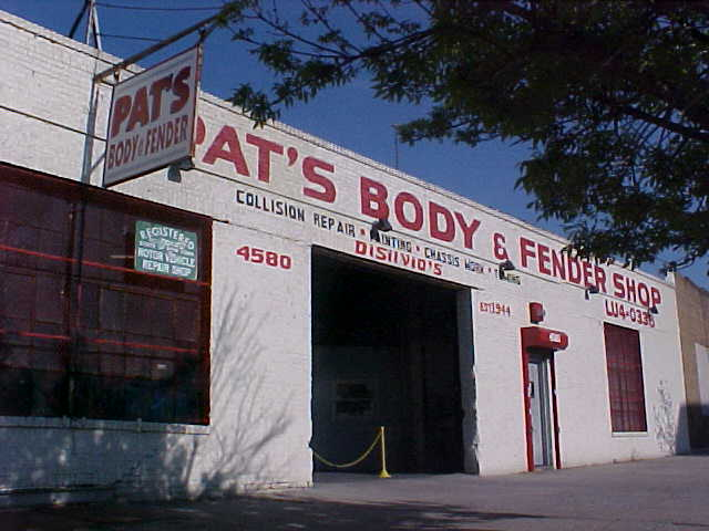 Pat Disilvio's Body & Fender Shop, Inc.