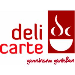 Logo von deli carte GmbH & Co. KG