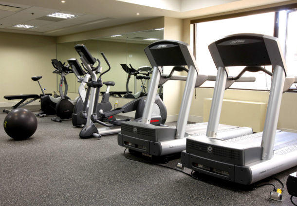Delta Hotels by Marriott Regina in Regina: Fitness Centre