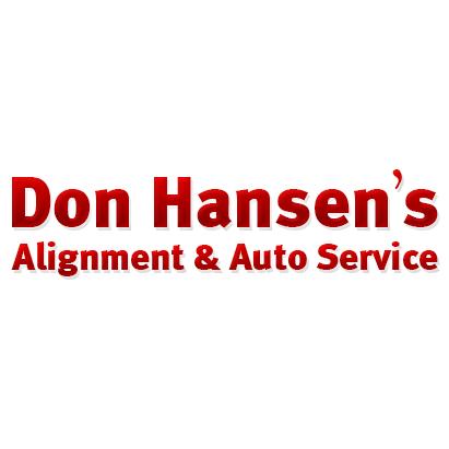 Don Hansen's Alignment & Auto Service