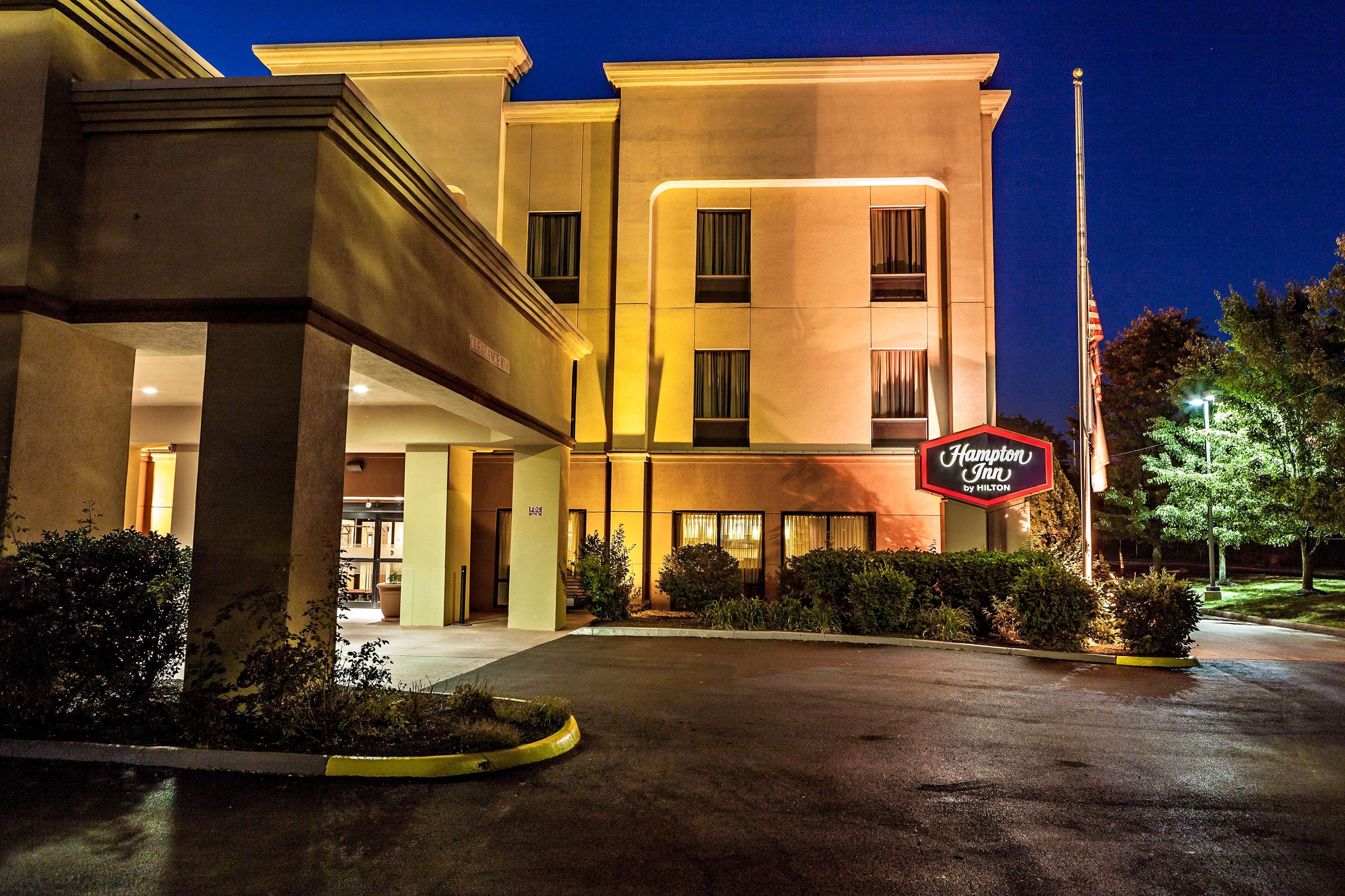 Hampton Inn Columbus I-70E/Hamilton Rd.