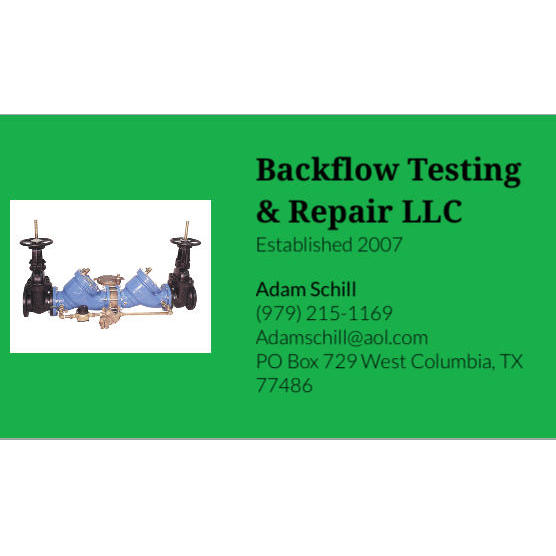 Backflow Testing  and  Repair, LLC