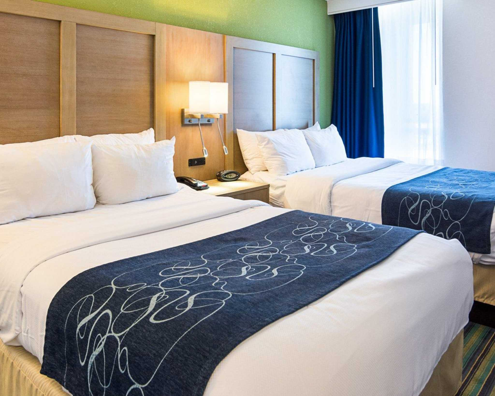 Comfort Suites Beachfront image 35