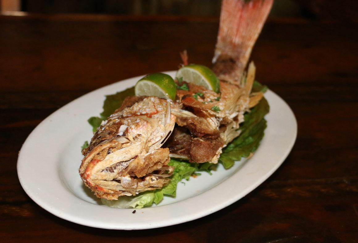 Cayo Esquivel Seafood