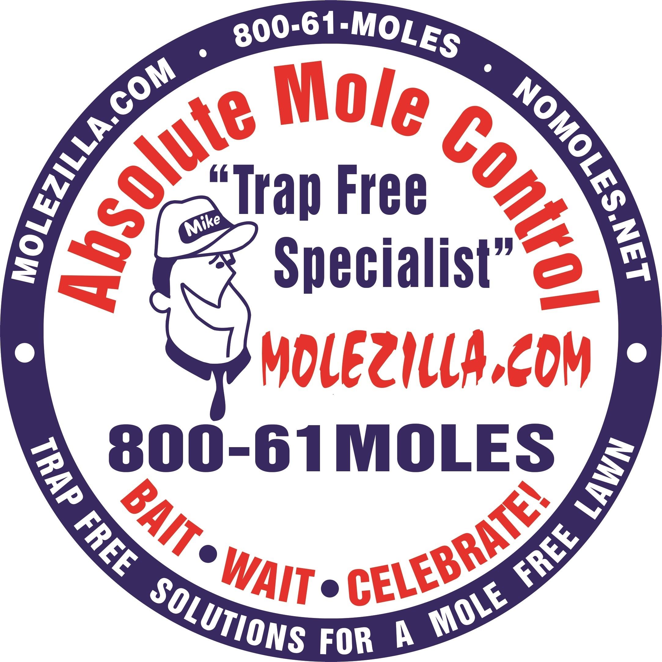 Absolute Mole Control