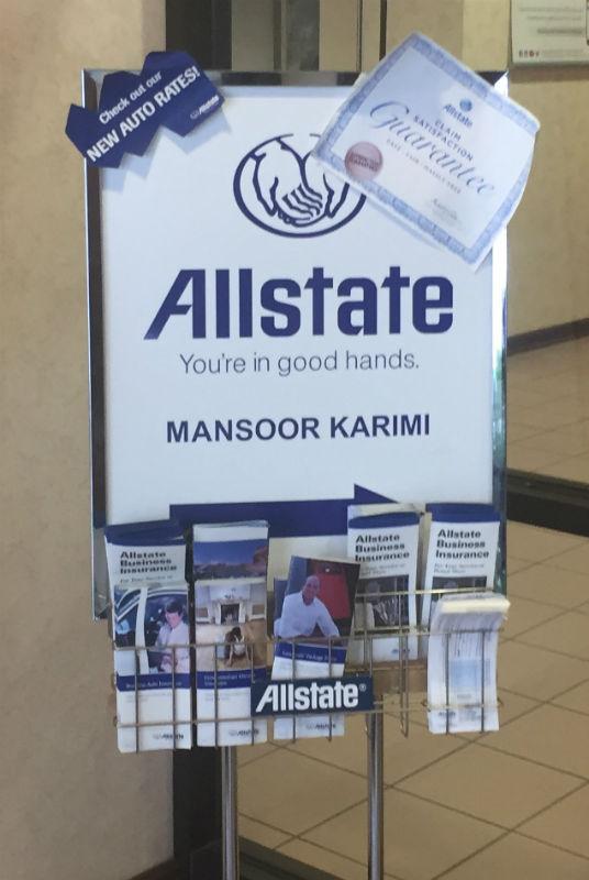 Mansoor Karimi: Allstate Insurance image 2