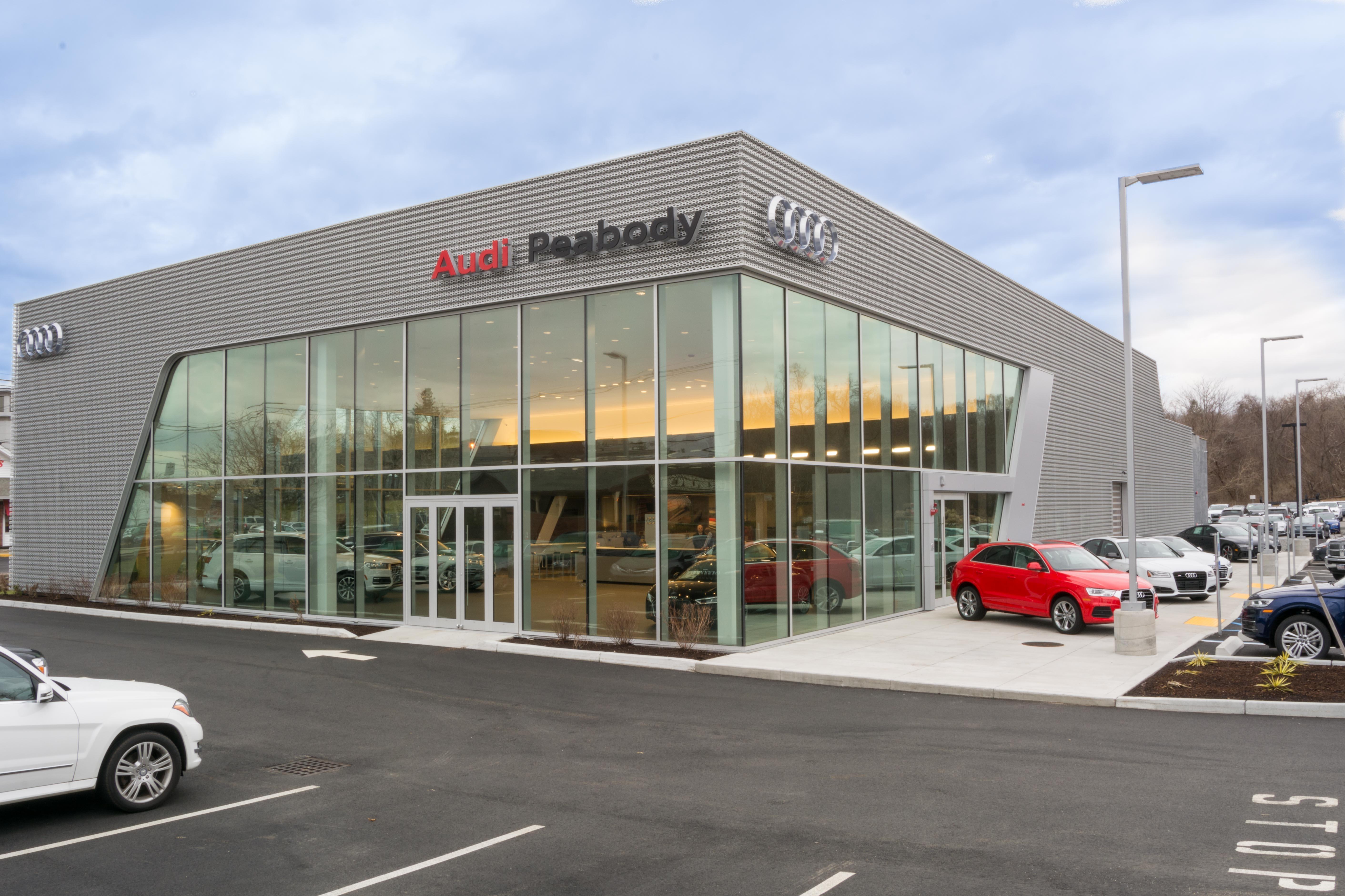 Audi Peabody - 252 Andover Street, Peabody, MA | n49.com