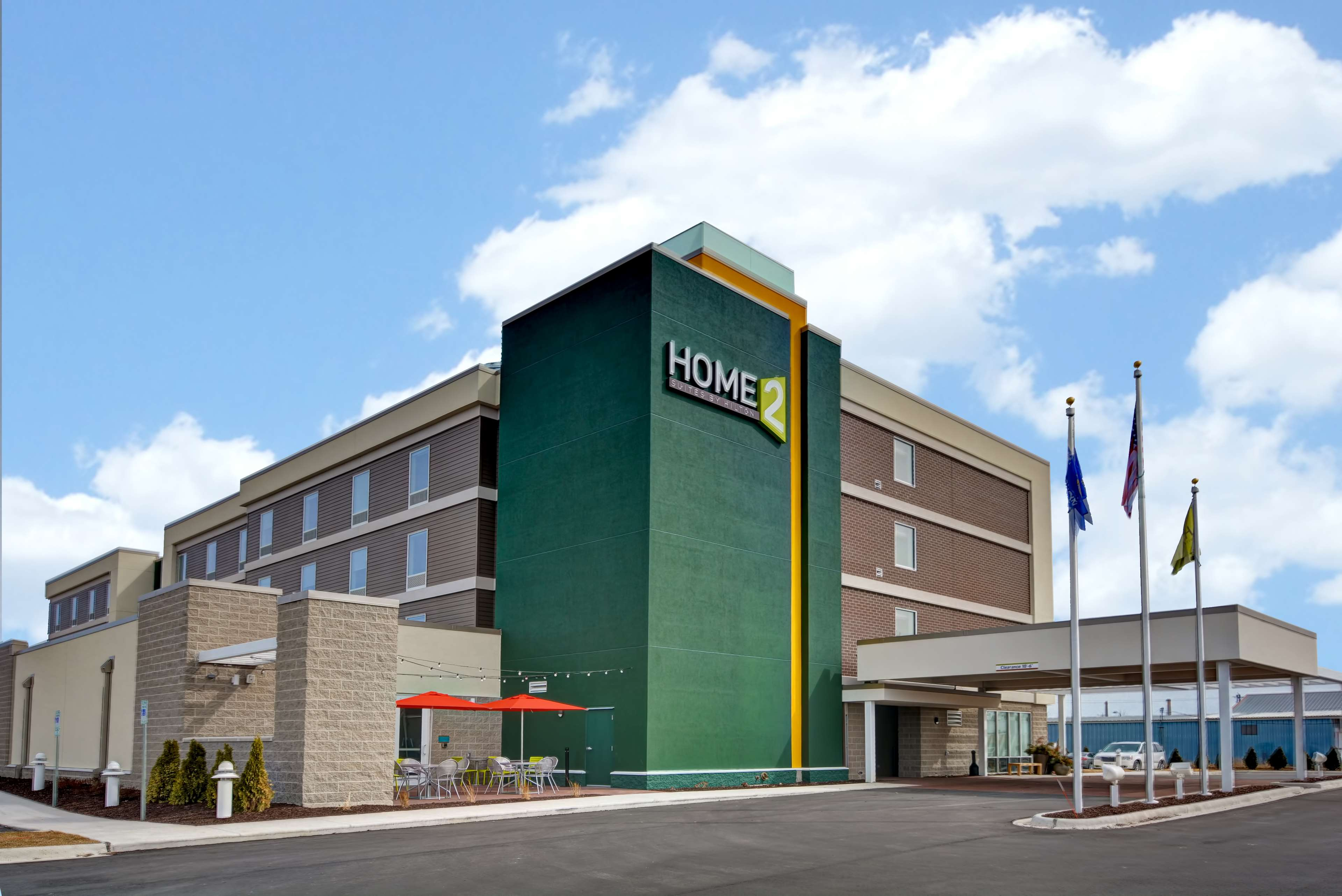 Home2 Suites by Hilton Green Bay image 3