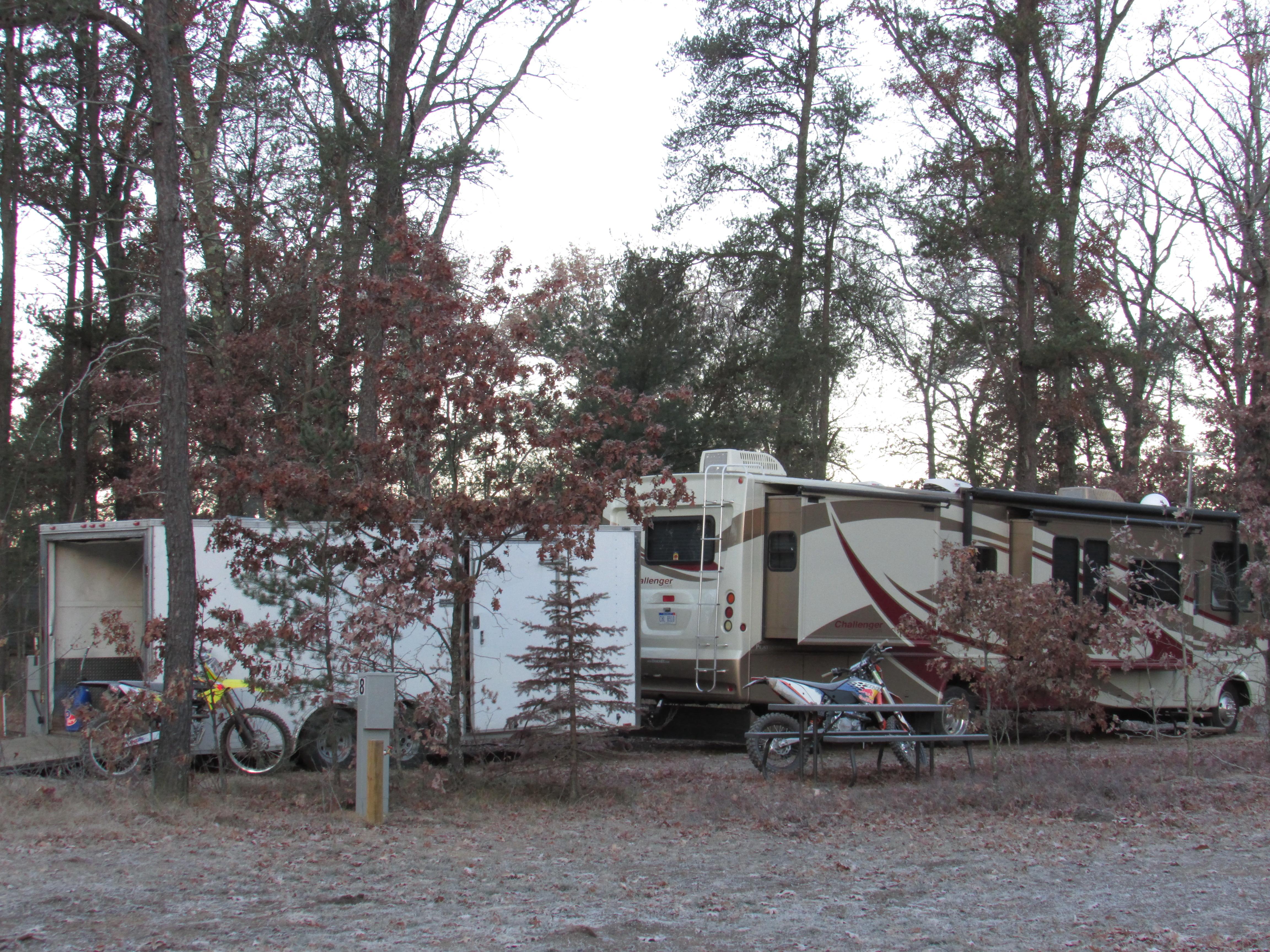 Best Bear Lodge & Campground Baldwin/Irons Area image 18