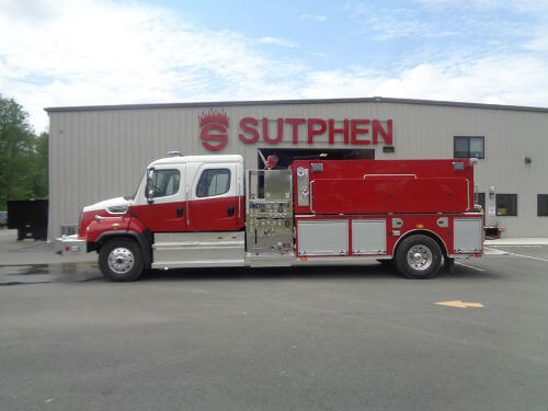 Legacy Fire Apparatus image 2