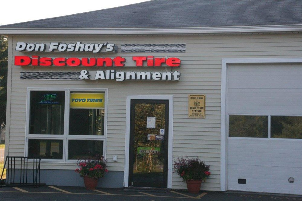Don Foshays Discount Tire & Alignment Brunswick image 1
