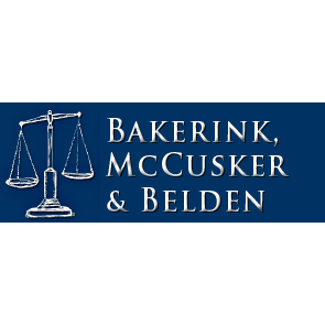 Bakerink, McCusker & Belden Law - ad image