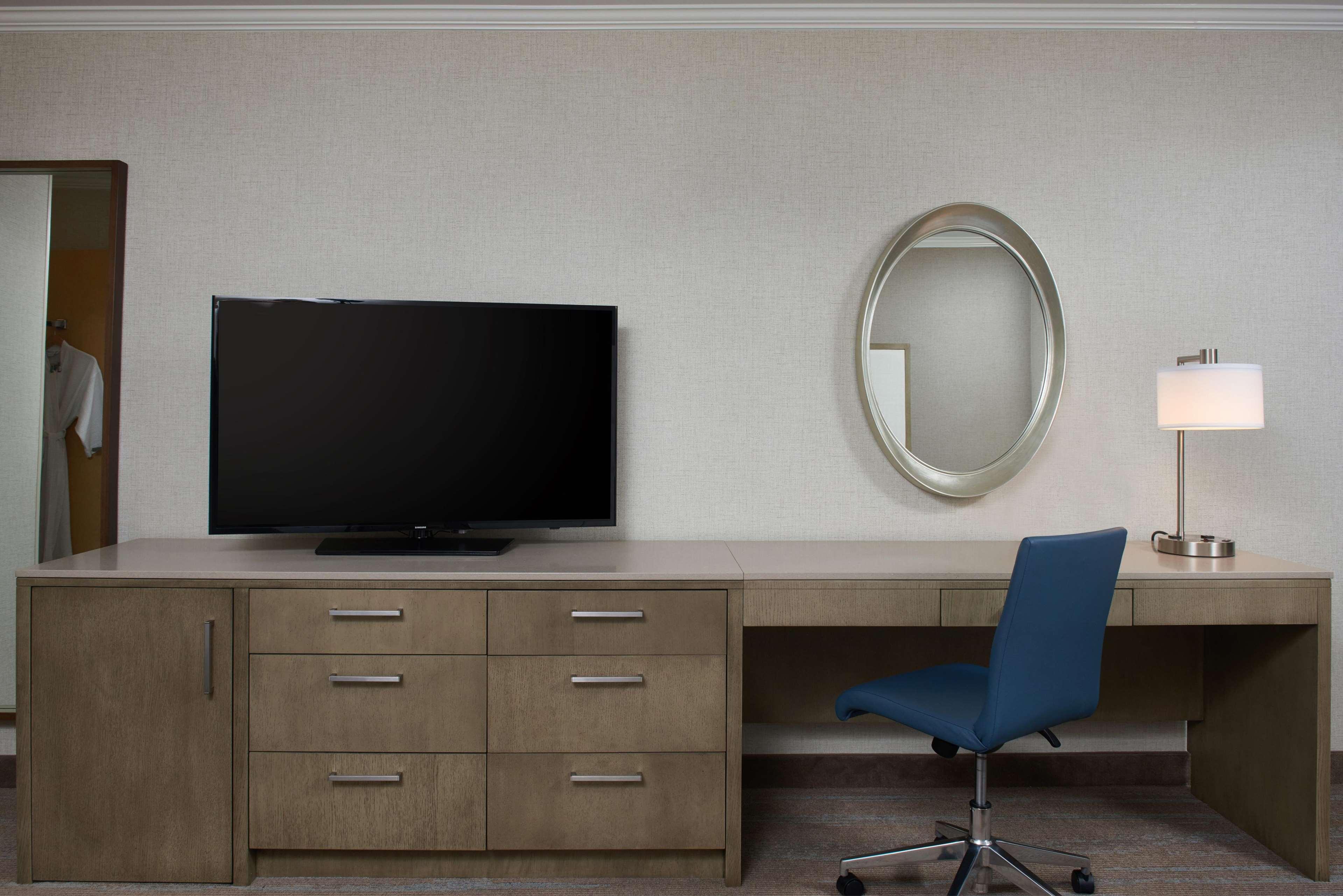 In Room Desk Area