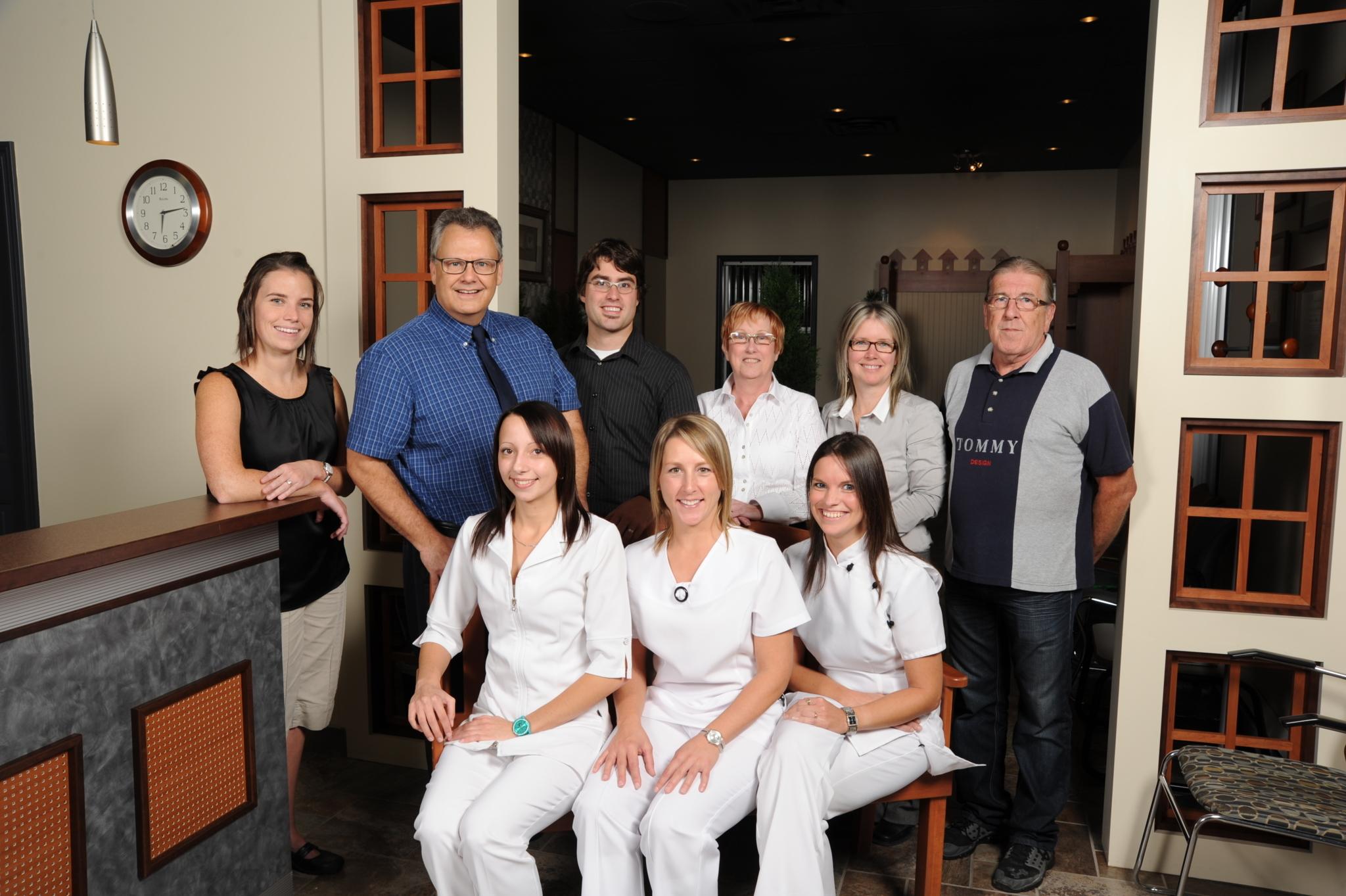 Clinique Podiatrique De l'Estrie à Sherbrooke