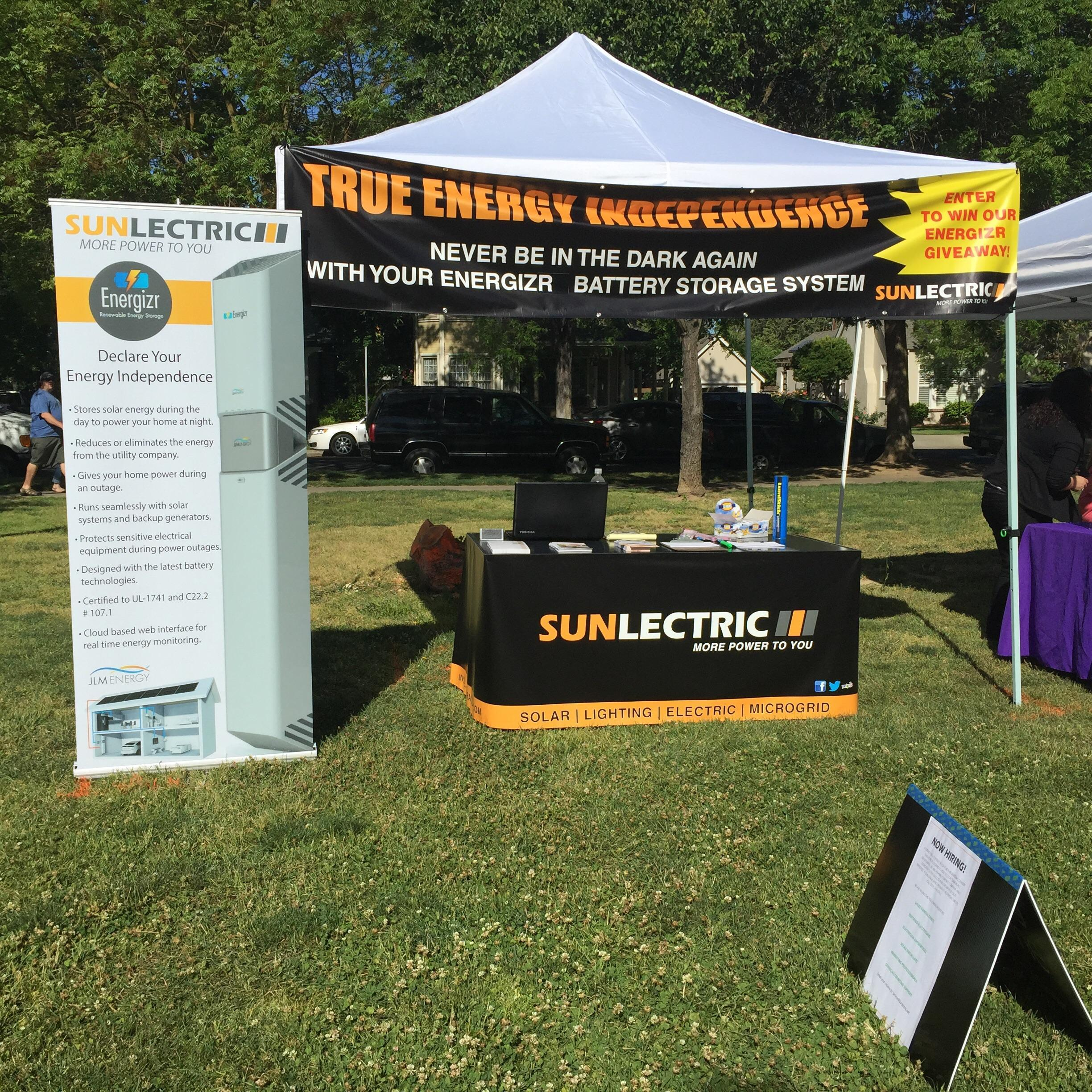 Sunlectric - ad image