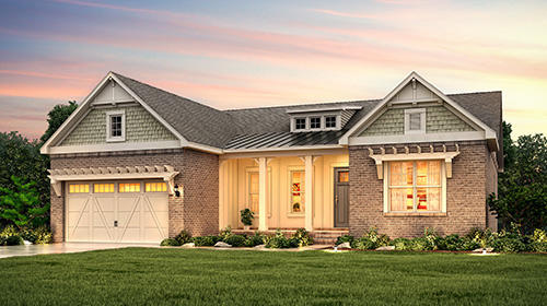 Amber Meadows by Pulte Homes image 1