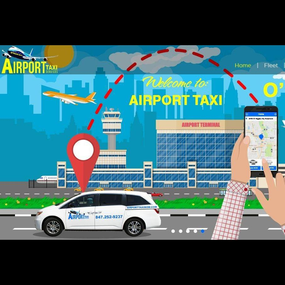 Airport Taxi O'Hare