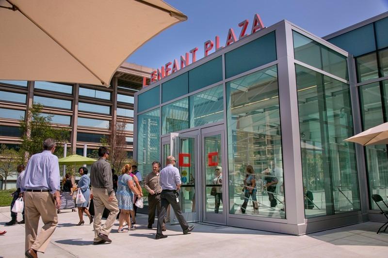 L'Enfant Plaza image 11