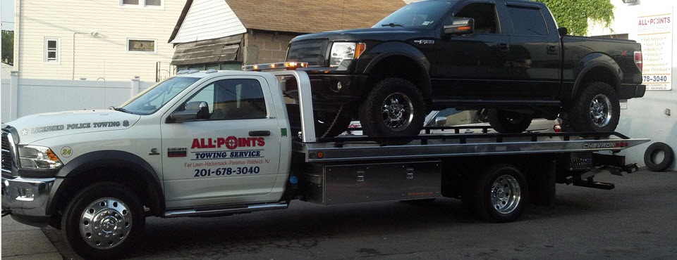 All Points Auto & Towing Inc image 0