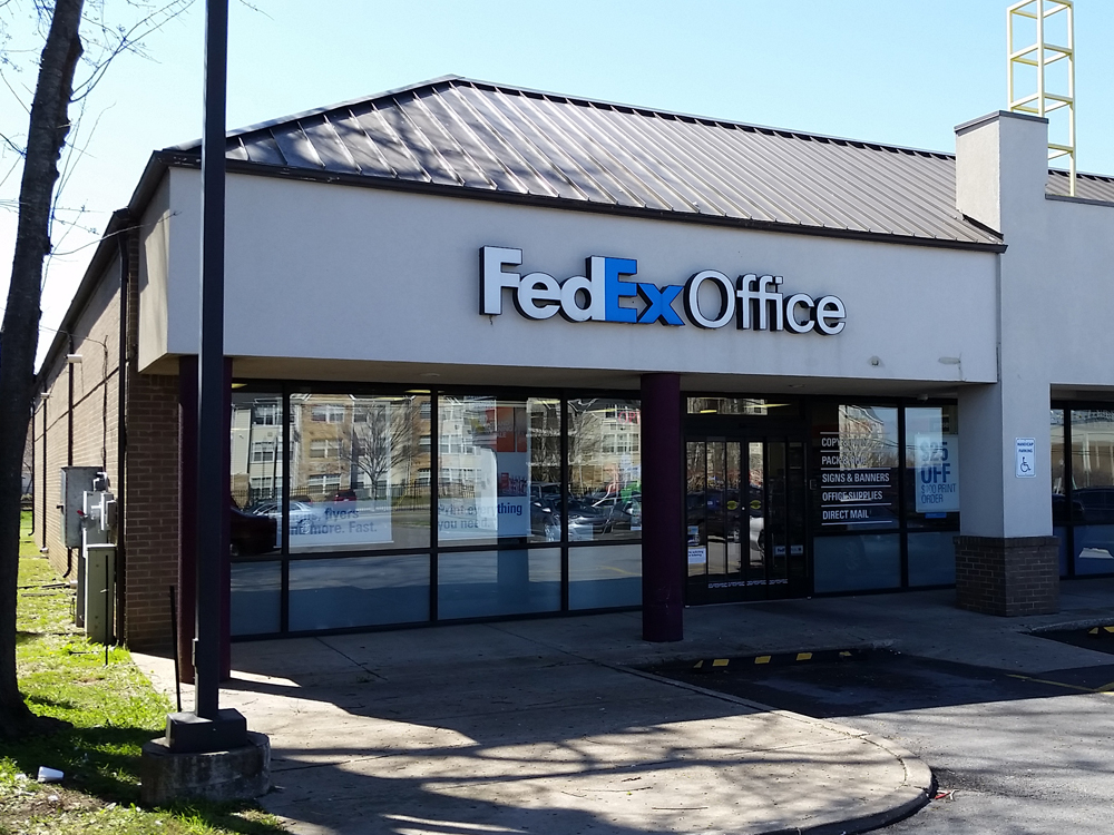 fedex office print ship center 2828 e 11th st tulsa ok fedex office ship ctr mapquest