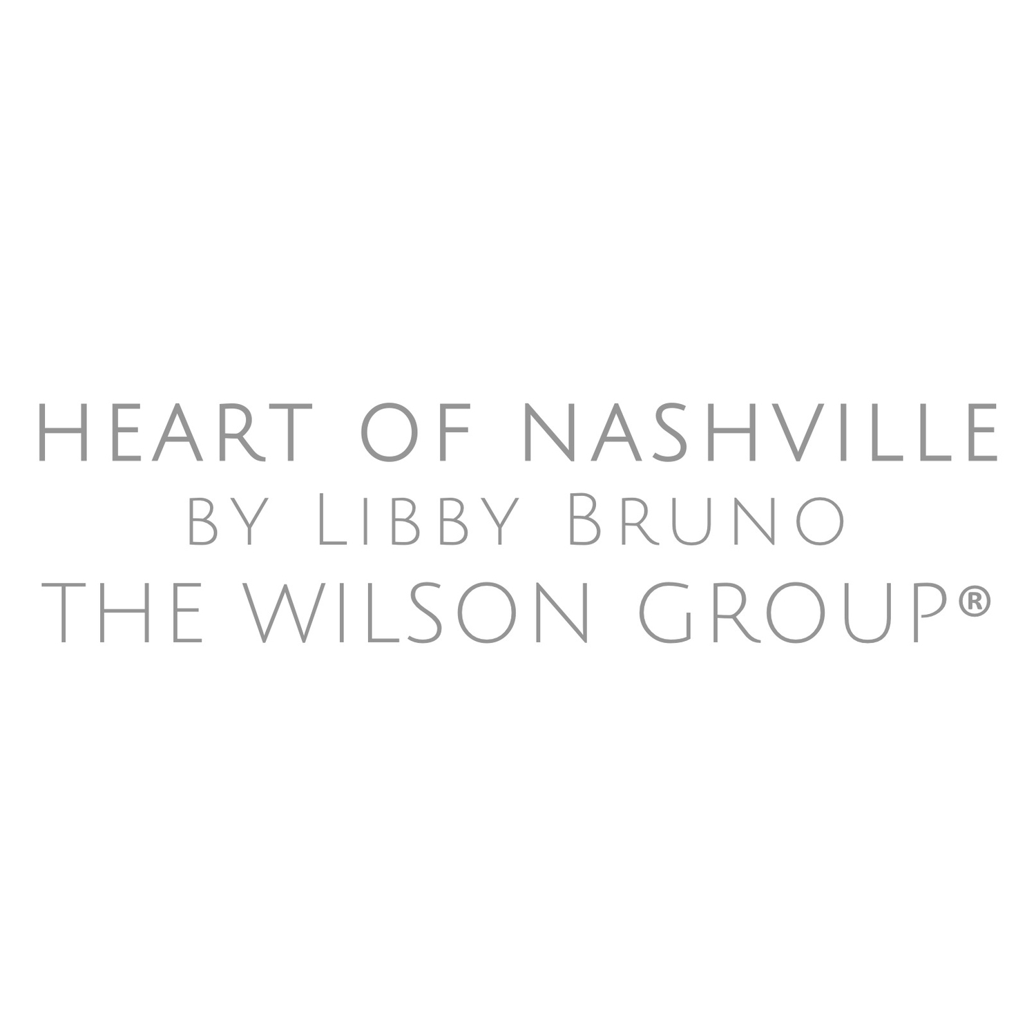 Libby Bruno - The Wilson Group Real Estate Services, LLC