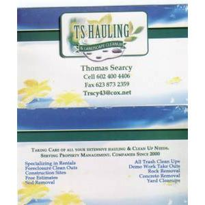TS Hauling Junk Removal & Landscape Cleanup
