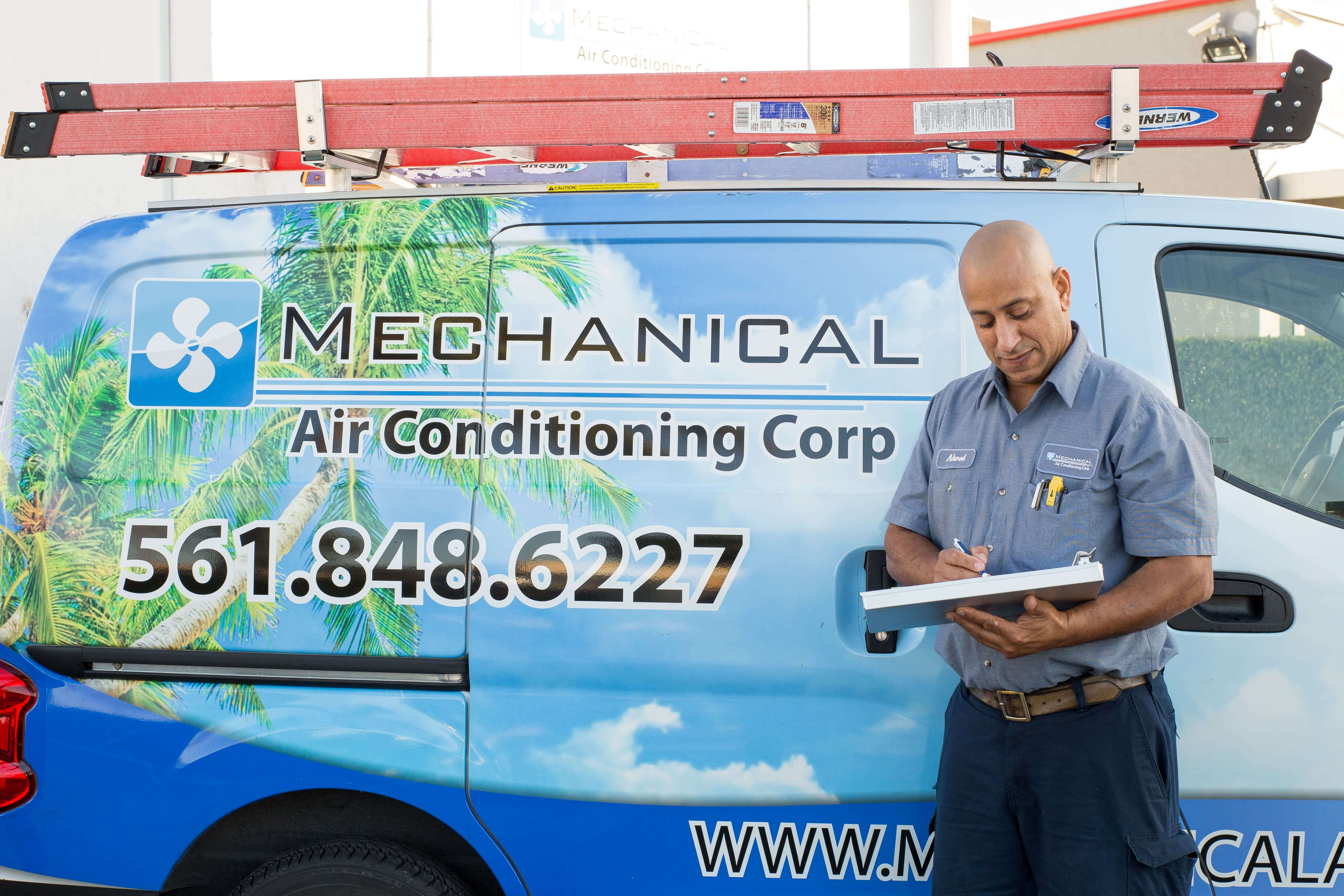 Mechanical Air Conditioning image 12