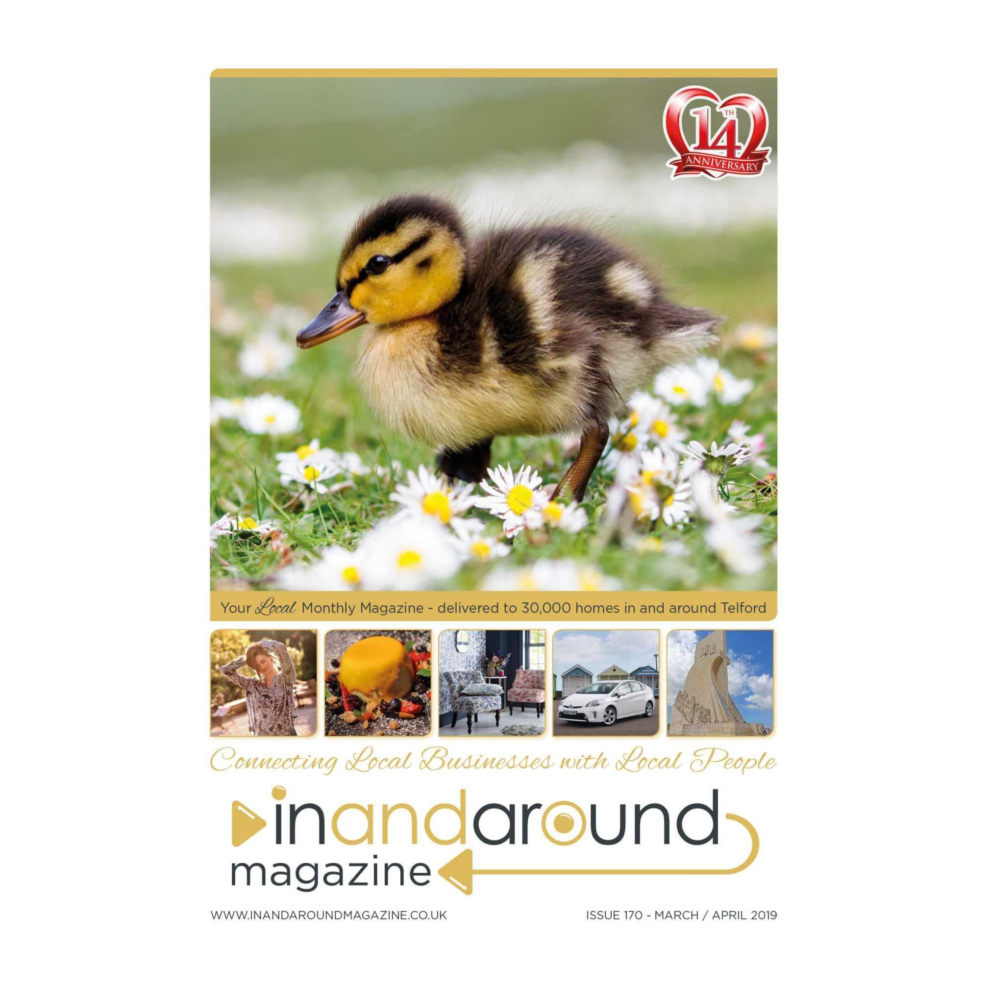 In and Around Magazine