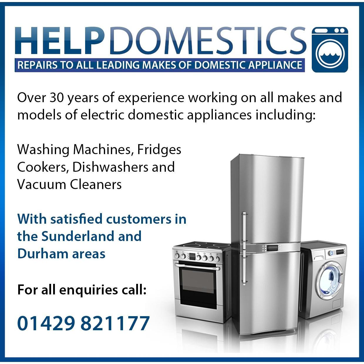 image of Help Domestics