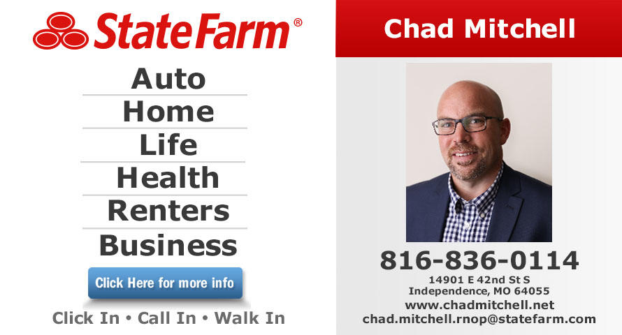 State Farm: Chad Mitchell image 0