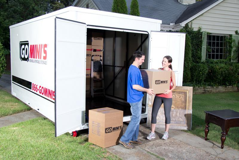 Go Mini's Moving & Portable Storage image 24