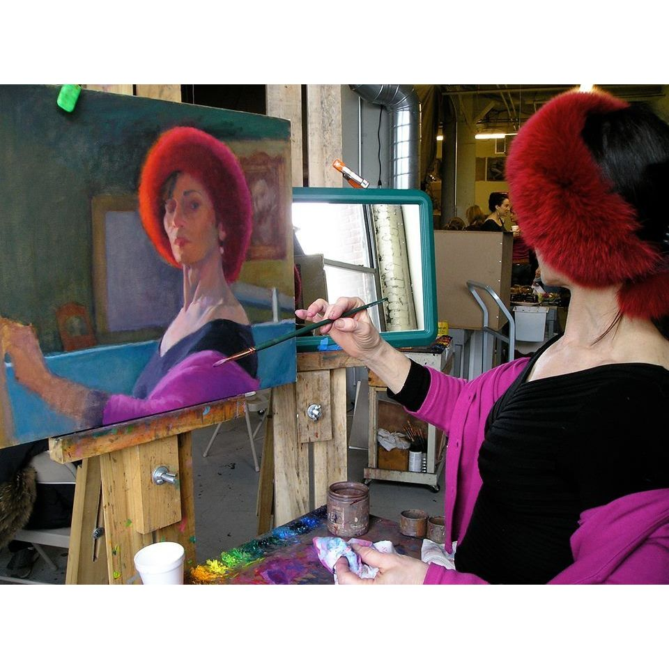 Art Girl Caricatures by Debbie Schafer image 21
